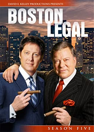 boston legal temporada 5