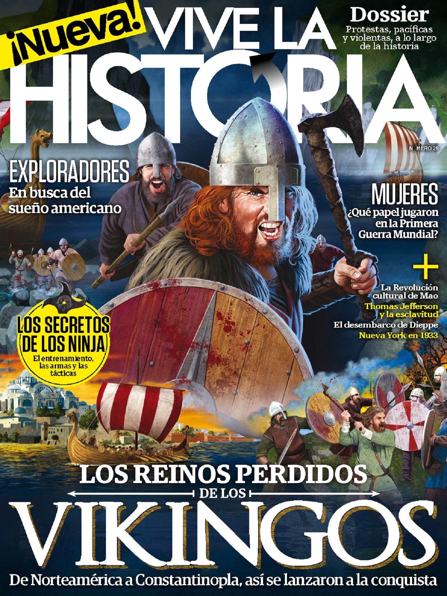 Vive la Historia N 26 - Marzo 2016