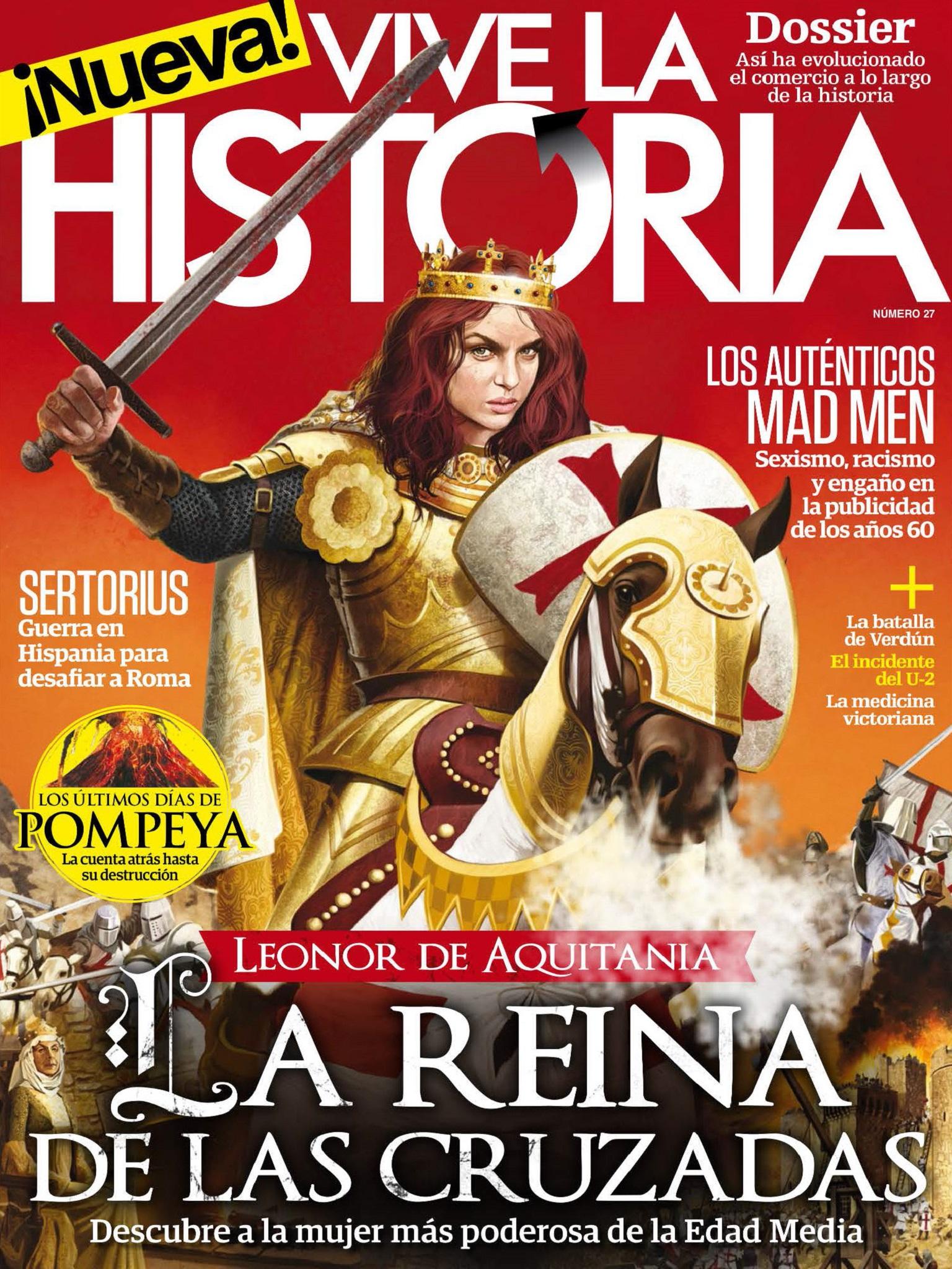 Vive la Historia N 27 - Abril 2016