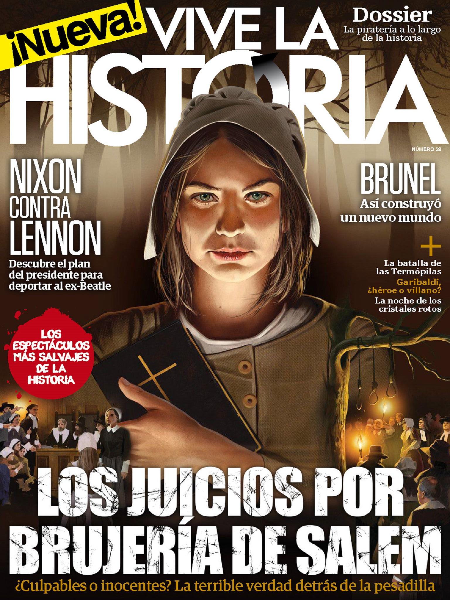 Vive la Historia N 28 - Mayo 2016