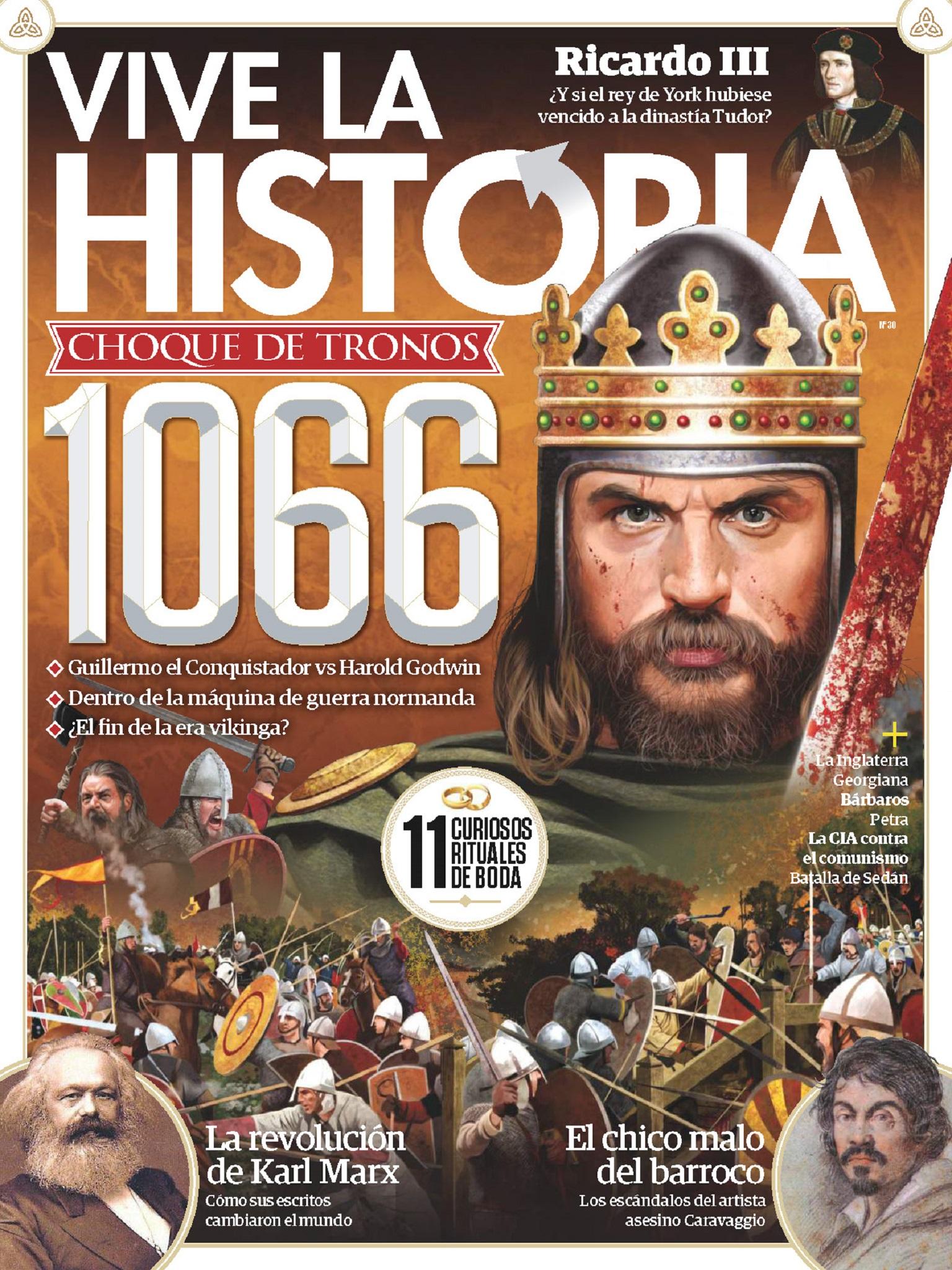 Vive la Historia N 30 - Octubre y Noviembre 2016