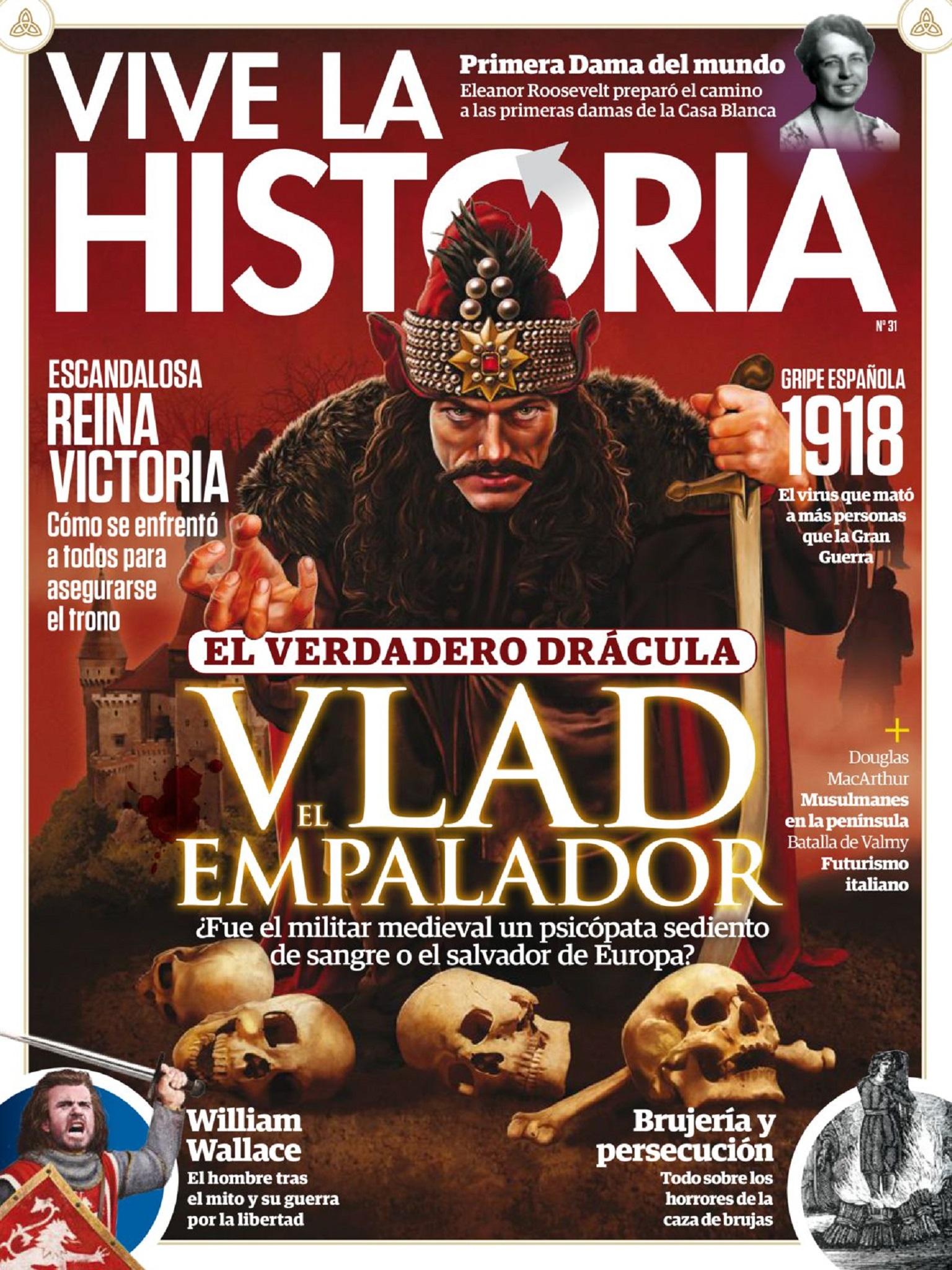 Vive la Historia N 31 - Diciembre y Enero 2017