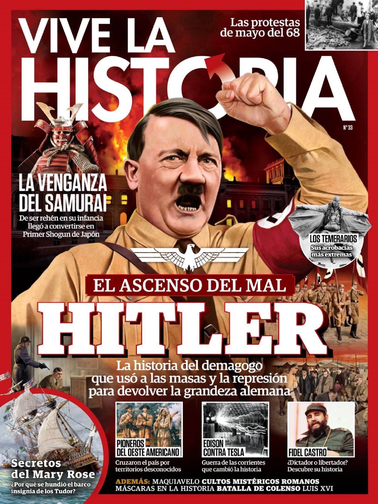 Vive la Historia N 33 - Abril 2017