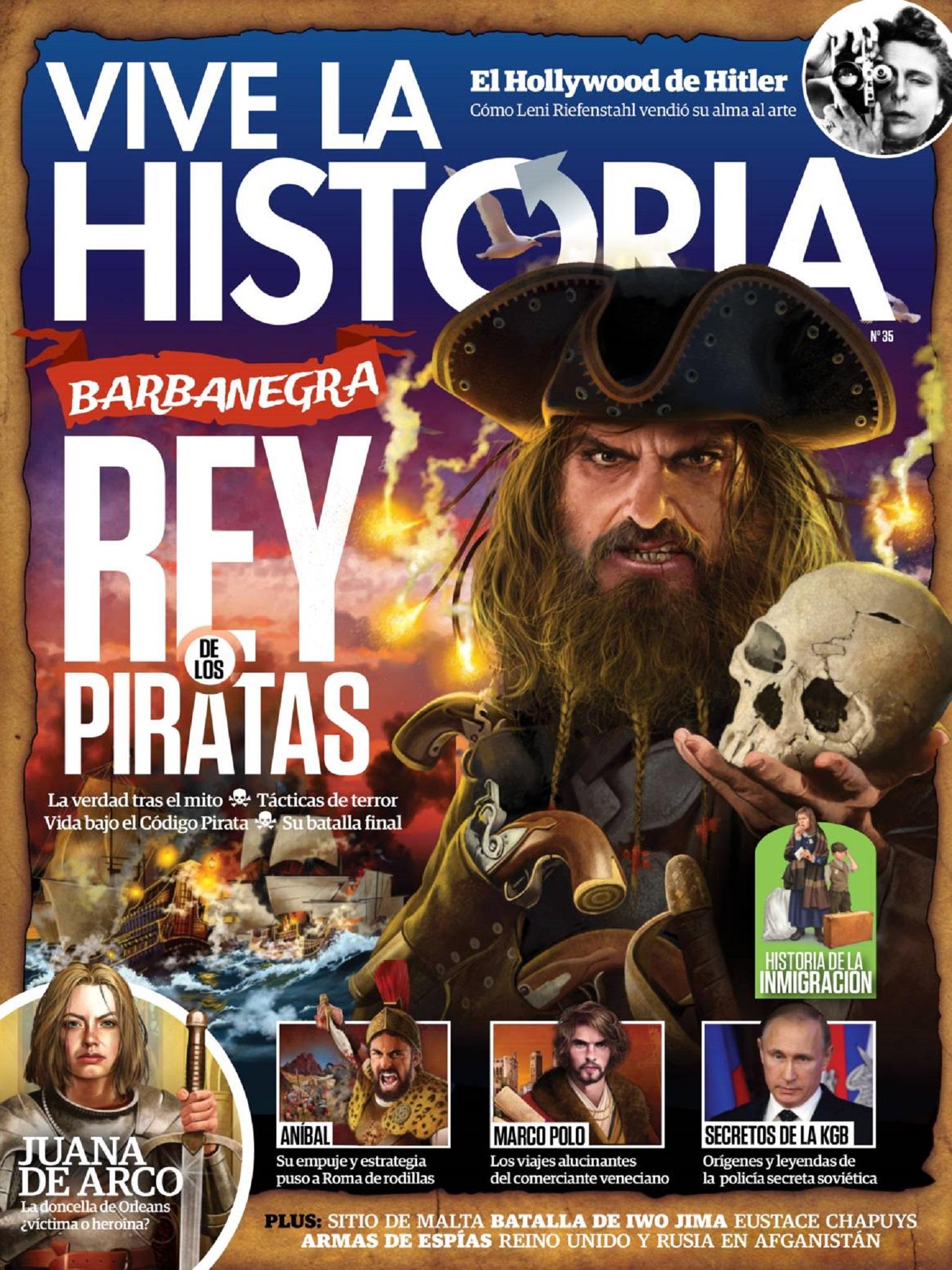 Vive la Historia N 35 - Agosto y Septiembre 2017