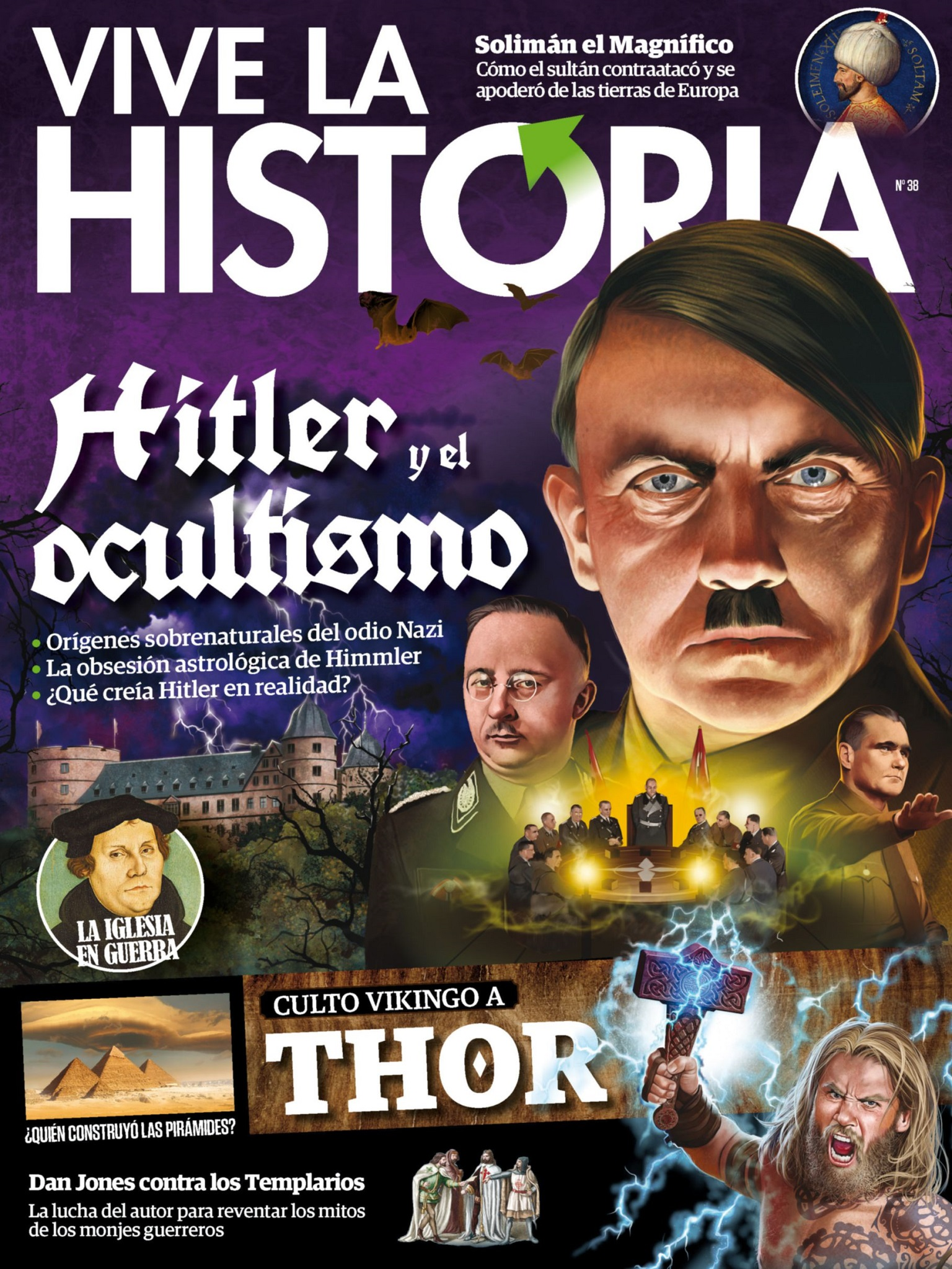 Vive la Historia N 38 – Febrero y Marzo 2018