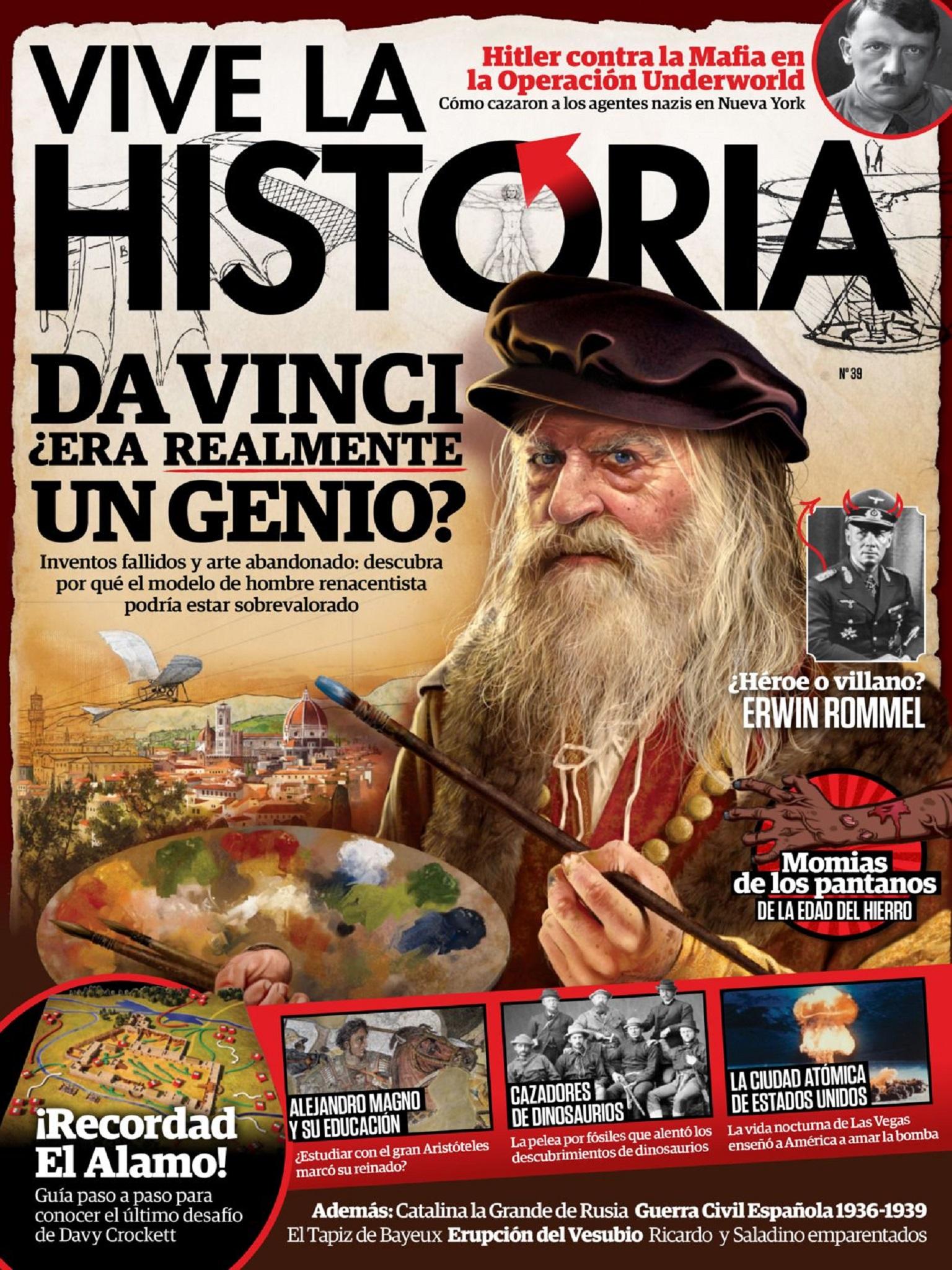 Vive la Historia N 39 – Abril y Mayo 2018