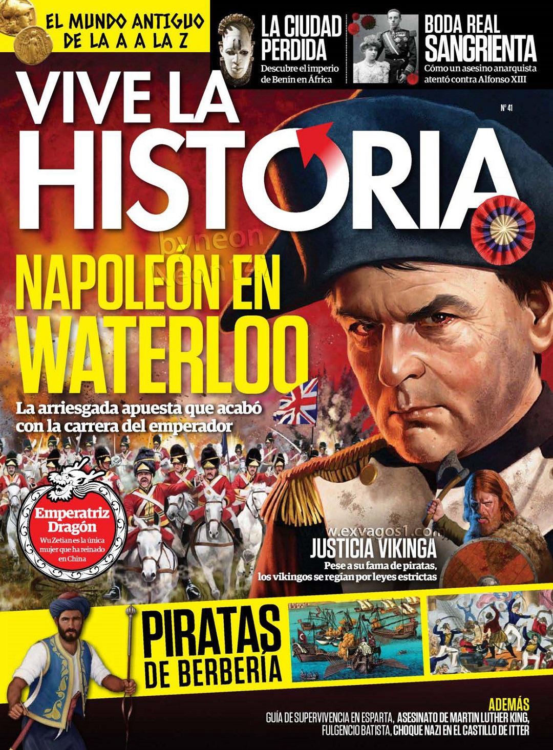 Vive la Historia N 41 - Agosto - Septiembre 2018
