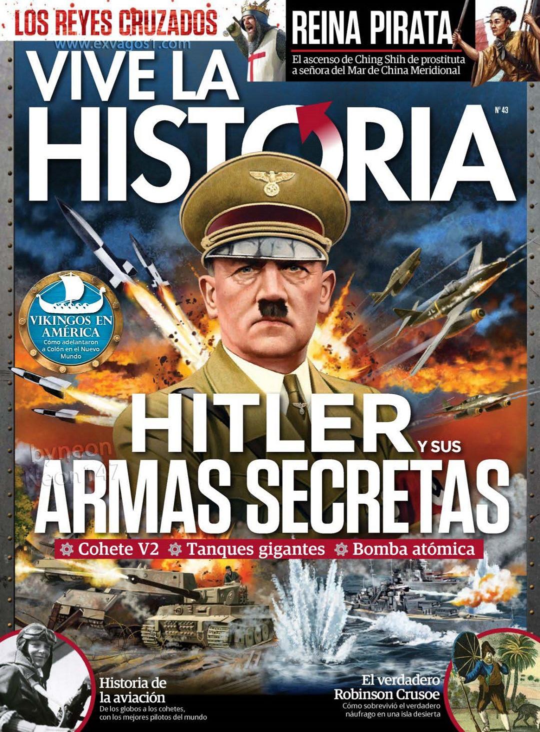 Vive la Historia N 43 - Diciembre - Enero 2019