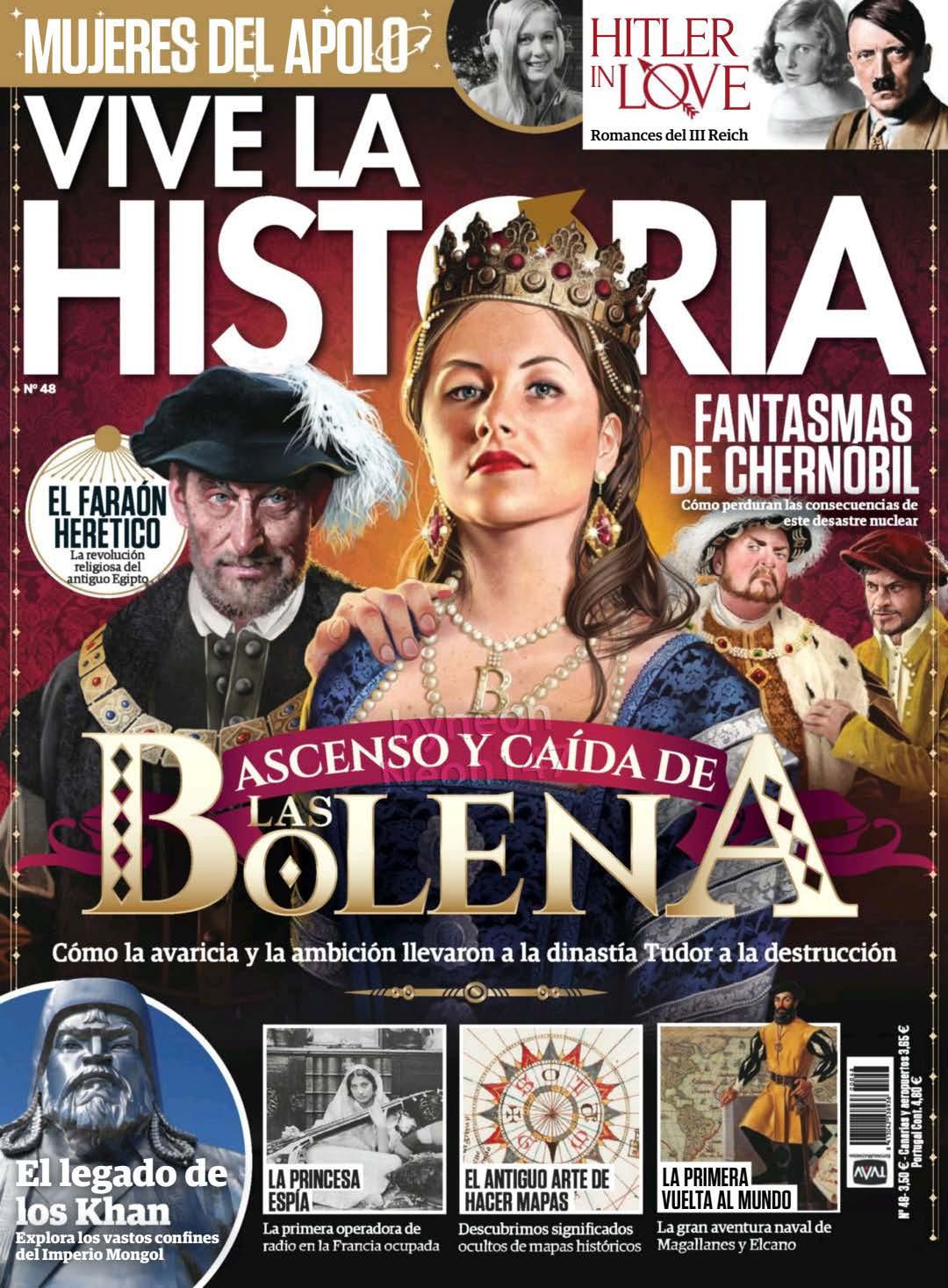 Vive la Historia No. 48 - Octubre - Noviembre 2019