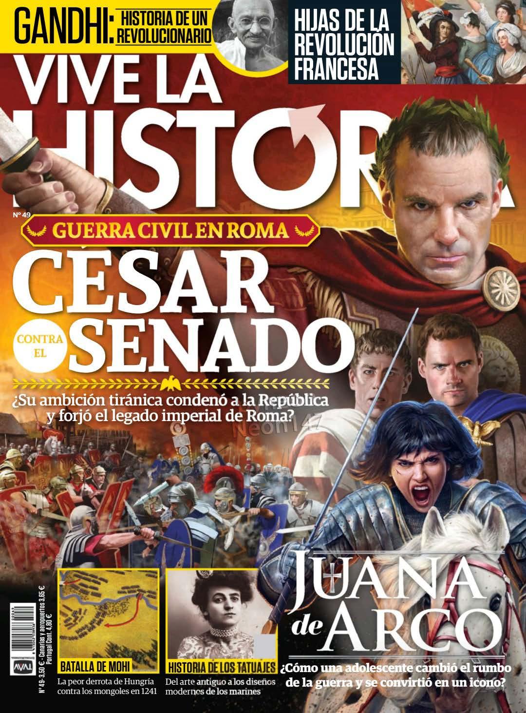 Vive la Historia No. 49 - Diciembre - Enero 2020
