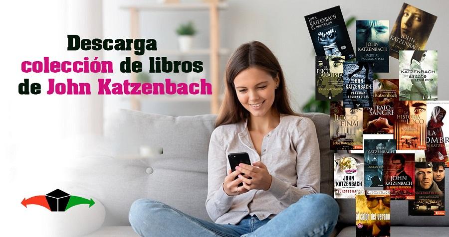Descarga colección de libros de John Katzenbach