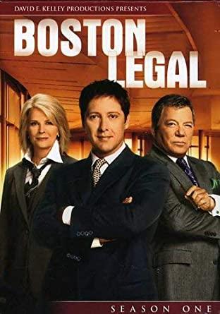boston legal temporada 1