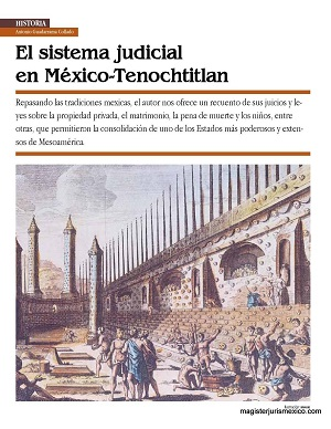 Sistema Judicial Tenochtitlan