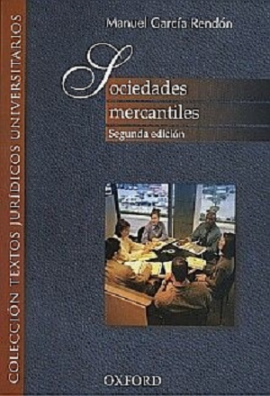 Sociedades Mercantiles - Manuel García Rendón