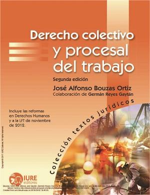 Derecho Colectivo y Procesal del Trabajo - José Alfonso Bouzas Ortiz