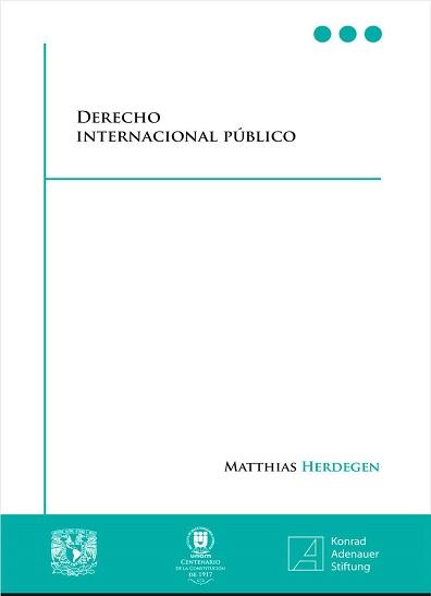 Derecho internacional público - -Mathias Herdegen