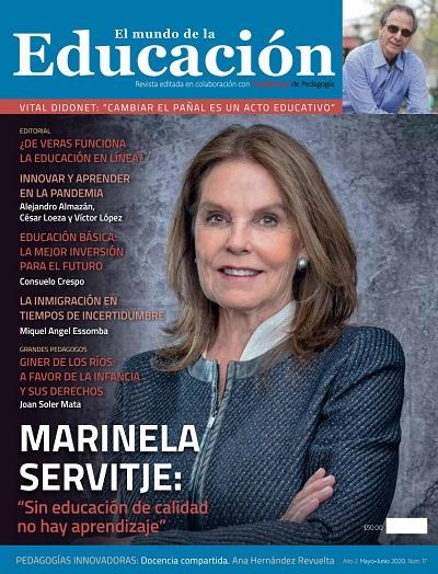 El Mundo de la Educación - No. 17 Mayo-Junio 2020