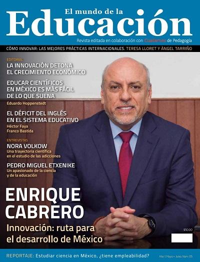 El Mundo de la Educación No. 5 Mayo-Junio 2018
