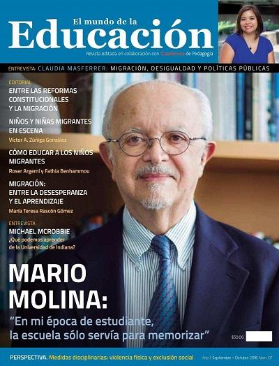 El Mundo de la Educación No. 7 Septiembre-Octubre 2018