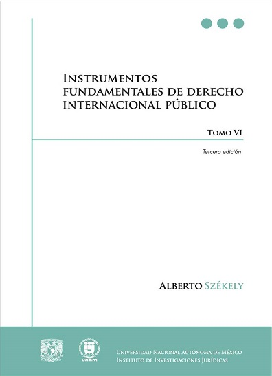 Instrumentos fundamentales de derecho internacional público
