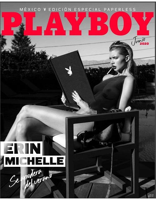 Playboy Mèxico Junio 2020