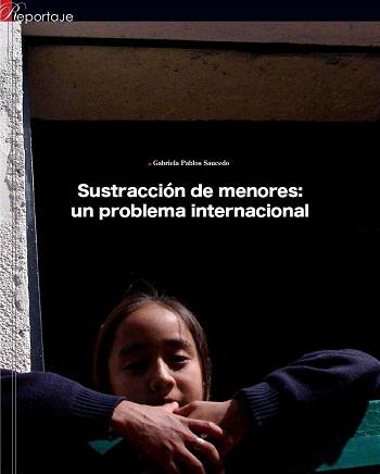 Sustracción de menores un problema internacional