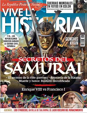 Vive la Historia No. 53 - Octubre - Noviembre 2020