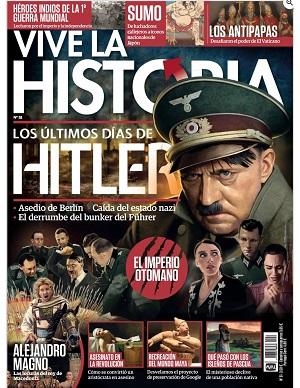 Vive la historia No. 51 Marzo - Abril 2020