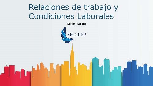 Derecho Laboral Clase 10 de Octubre