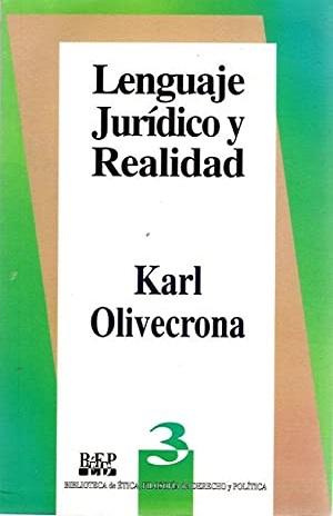 Lenguaje Jurídico y Realidad - Karl Olivecrona