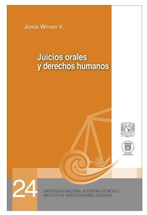 24. Juicios orales y derechos humanos n. 24