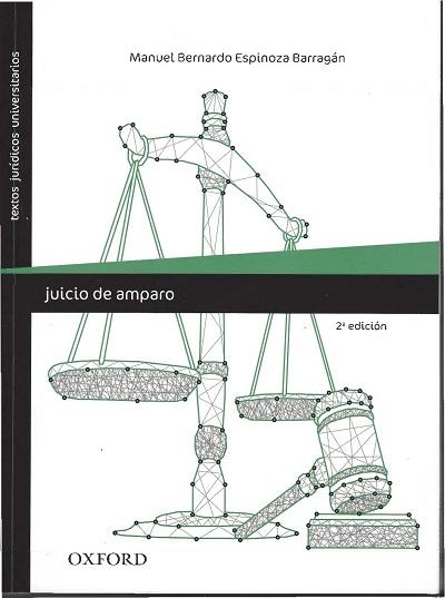 Juicio de Amparo-Manuel Bernado Espinoza Barragán