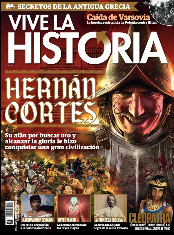 Vive la historia No. 55 Febrero - Marzo 2021