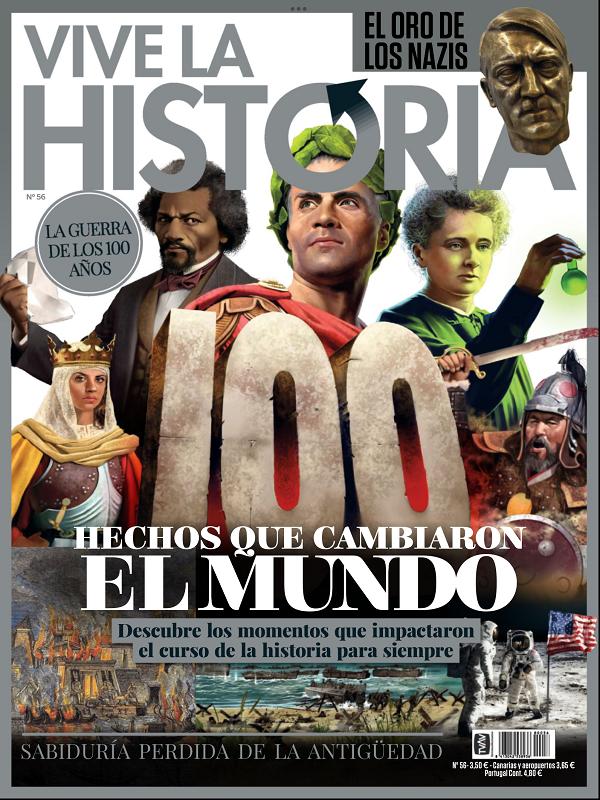 Vive la historia No. 56 Abril - Mayo 2021